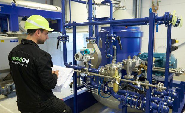 Testing at Pilot Plant