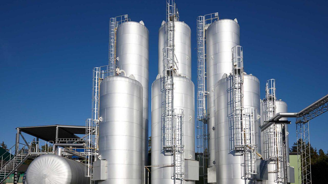 Rocco Slop Oil Plant
